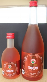 香る苺酒(左小・右大)