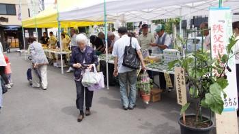 巣鴨で秩父の農産物や特産品を販売 ヨコHP1